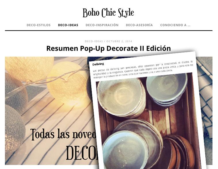 Bohochic: DECORATE II